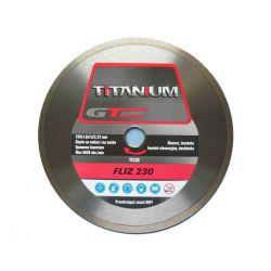 Tarcza Diamentowa FL 230mm Titanium