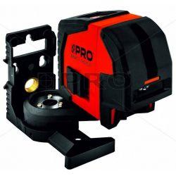 Czerwony Laser Krzyżowy PRO Smart 1.1 HD PLUS