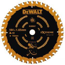 Tarcza 184mm 40zębów do Drewna Dewalt DT10303