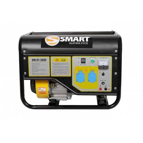 Agregat prądotwórczy 2,5kW 1~ 230V SMART