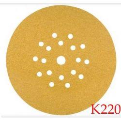 Papier ścierny do gipsu na rzep 225mm - Rhodius PROline KKLS Velcro K220 NR.304373