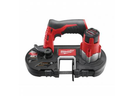 Pilarka taśmowa Milwaukee M12 BS-0