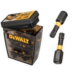BITY UDAROWE EXTREME T25 25 SZT. DEWALT DT70529