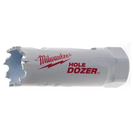 Otwornica Hole Dozer Milwaukee 20mm – opakowanie zbiorcze 25 szt.