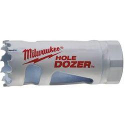 Otwornica Hole Dozer Milwaukee 22mm – opakowanie zbiorcze 25 szt.