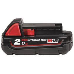 Akumulator Li-ion 18V 2.0 Ah Milwaukee M18 B2