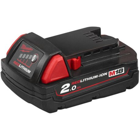 Akumulator Li-ion 18V 2.0 Ah Milwaukee M18 B2