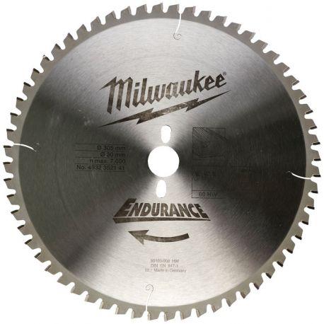 Tarcza tnąca do pił ukosowych 305/30 mm Milwaukee WCSB