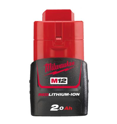 Akumulator Li-ion 12V 2.0 Ah Milwaukee M12 B2