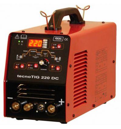 Spawarka inwertorowa Ideal TECNOTIG 220 DC