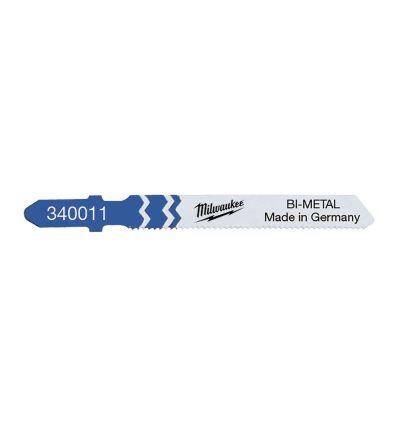 Brzeszczot do cięcia metalu 55 x 1.2 mm Milwaukee T 118 AF