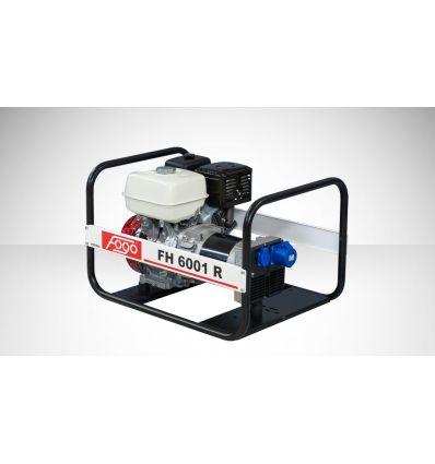 Agregat prądotwórczy jednofazowy 5,6 kW FOGO FH 6001R