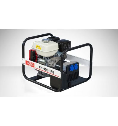 Agregat prądotwórczy jednofazowy 3,8 kW FOGO FH 4001 E