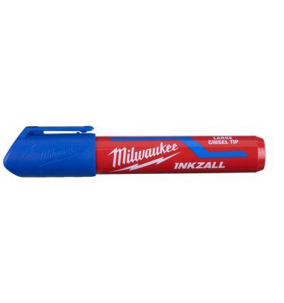 Marker Milwaukee InkZall niebieski (L), 1 szt