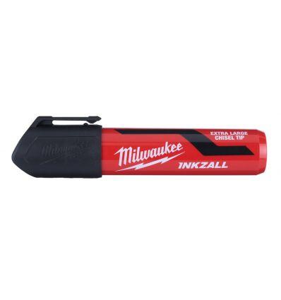 Marker Milwaukee InkZall czarny (XL), 1 szt