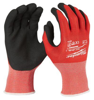 Rękawice odporne na przecięcia, rozmiar M/8