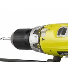 2-biegowa wiertarko-wkrętarka udarowa 18V RYOBI LCDI1802M (wersja 0)