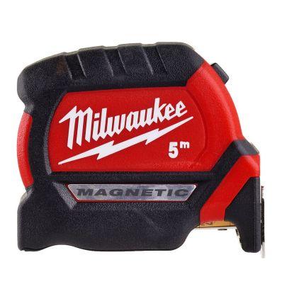 Taśma miernicza 5 m Milwaukee Premium Magnetic