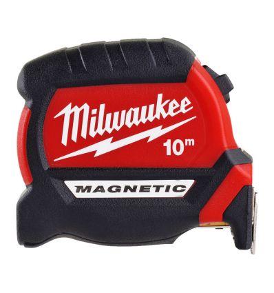 Taśma miernicza 10 m Milwaukee Premium Magnetic