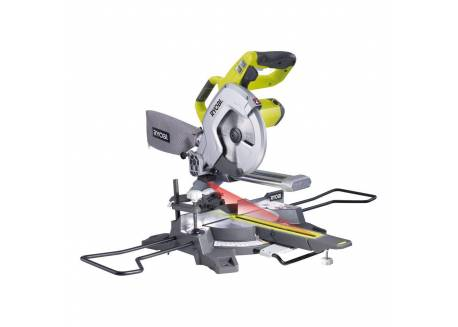 Ukośnica 1500 W z laserem 216 mm Ryobi EMS216L
