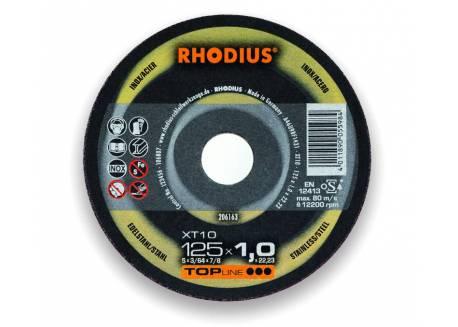 Tarcza tnąca 50x1.0 Rhodius XT10