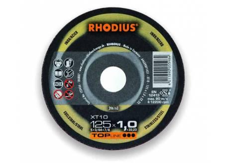 Tarcza tnąca 230x1.9 Rhodius XT10