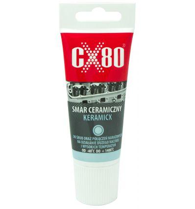 Smar ceramiczny do śrub CX-80 Keramicx