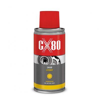 Smar litowy uniwersalny CX-80