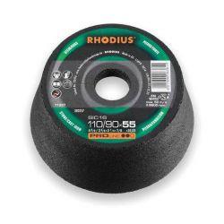 Tarcze garnkowe do kamienia 110/90x55 g60 Rhodius SIC Proline