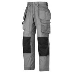 Spodnie robocze Snickers 3223 szare