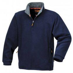 Granatowa bluza polarowa roz. L Beta 7631