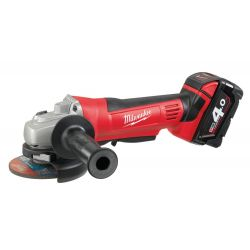 Szlifierka kątowa 18V 125mm 2x4Ah Milwaukee HD18 AG-125-402C