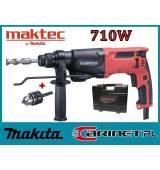 Wiertarka udarowa 710W SDS+ MAKITA MAKTEC MT870X1