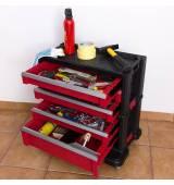 Szafka na narzędzia 5 szuflad Keter Tool Chest Set