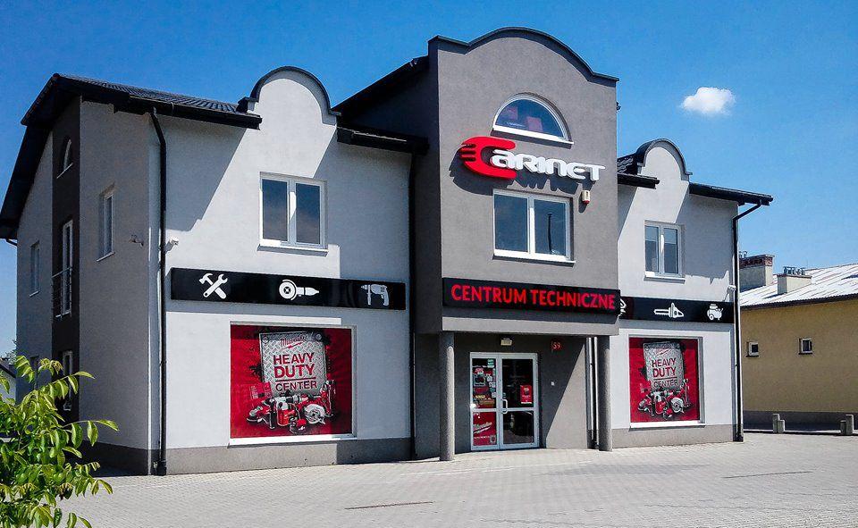 CARINET Centrum Techniczne - Tarnów