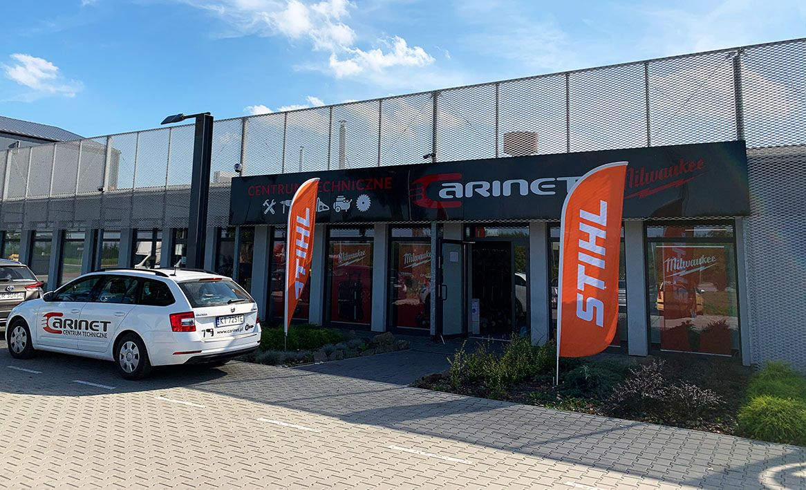 CARINET Centrum Techniczne - Kraków