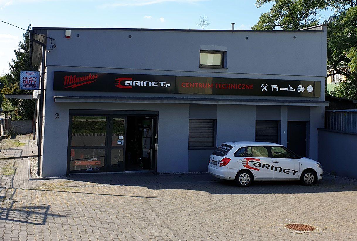 CARINET Centrum Techniczne - Katowice